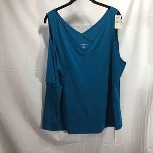NWT Lane Brant Dress Shirt Size 26/28